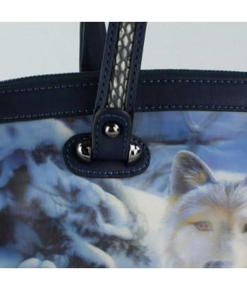 Hors-Série - Loups blancs finition noire