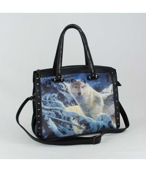 Hors-Série - Loups blancs finition marine