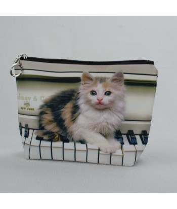 Trousse - Chat piano