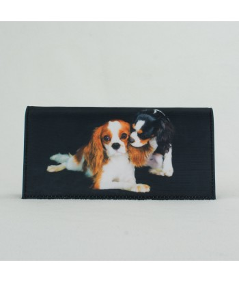 porte-documents voiture - 2 Cavaliers King Charles