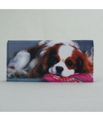 porte-documents voiture - Cavalier king charles blenheim