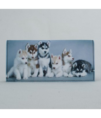 porte-documents voiture - Huskies