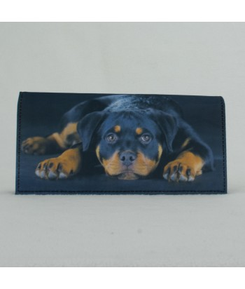 Porte-documents voiture - Bébé Rottweiler
