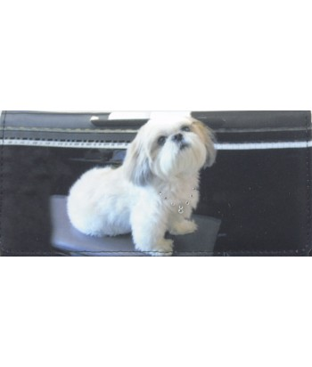 Porte-documents voiture - Shih tzu piano