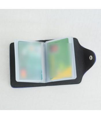 Porte-cartes - Shih tzu parme