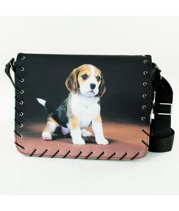 Sac Bandoulière Bébé beagle