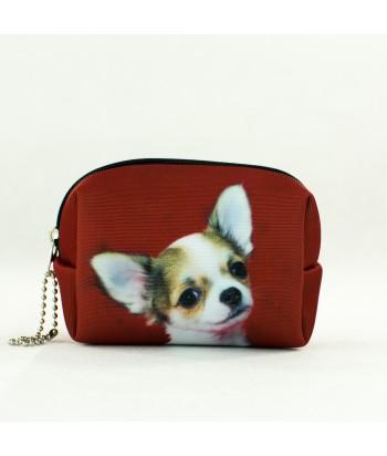Bourse - Chihuahua rouge