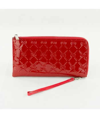 Compagnon zip - Rouge brillant