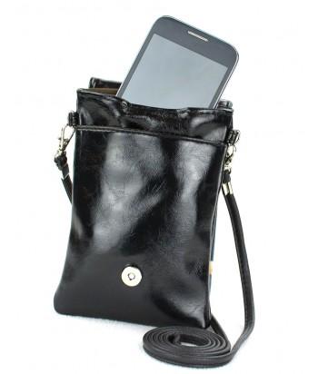 Pochettes téléphones XL - 2 Jacks Russel noir et rouge