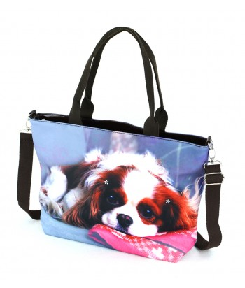 Sac grand week-end - Cavalier King Charles Blenheim