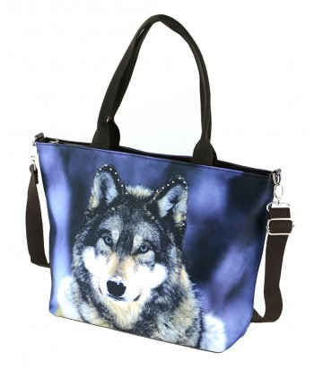 "Sac grand ""week-end"" - Loup"