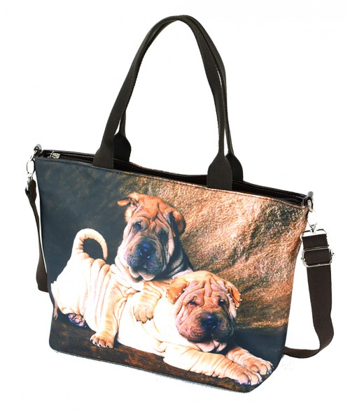 "Sac grand ""week-end"" - Shar-Peïs"