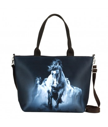 "Sac grand ""week-end"" - Cheval au galop"