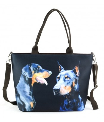 "Sac grand ""week-end"" - Doberman"