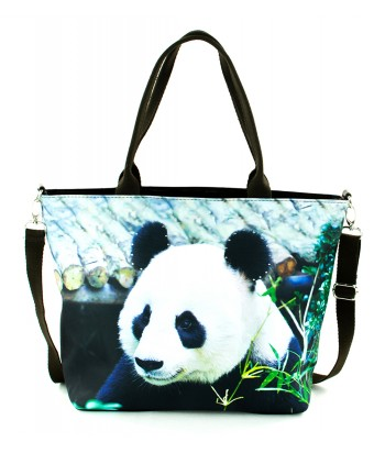 "Sac grand ""week-end"" - Panda"
