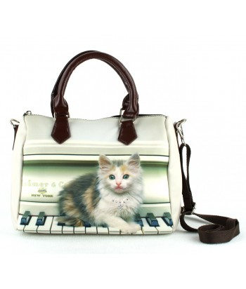 Sac Bowling - chat piano