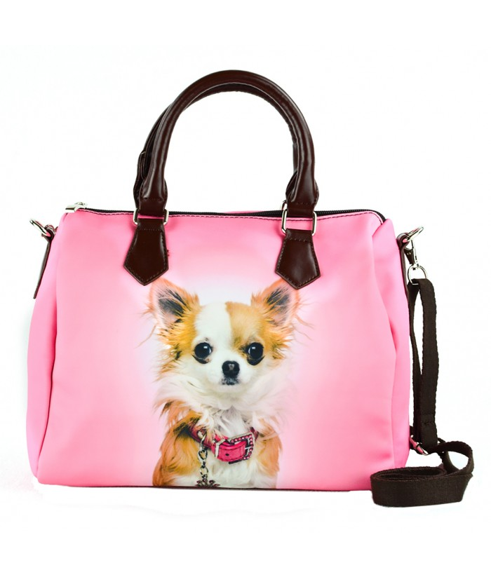 Sac Bowling - Chihuahua rose