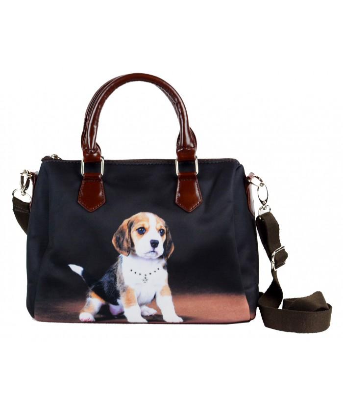Sac Bowling - Bébé Beagle