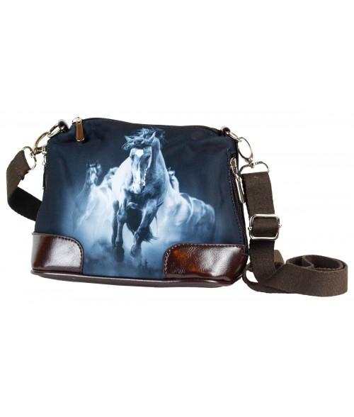 Petit sac bandoulière - Cheval au galop