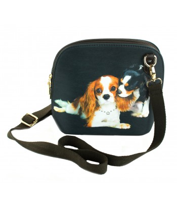Le sac coque rigide - 2 Cavaliers King Charles