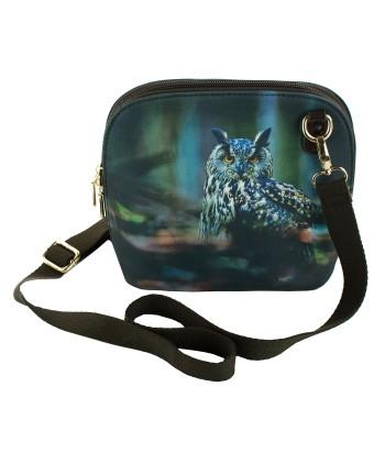 Les sacs coque rigide - Le hibou