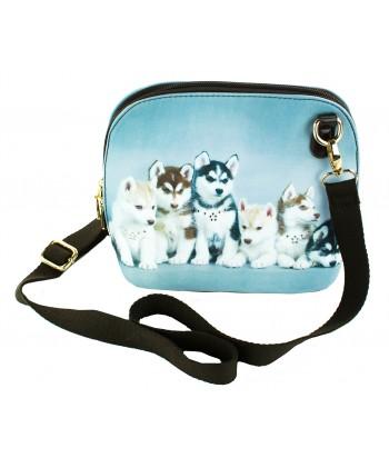 Les sacs coque rigide -  Huskies