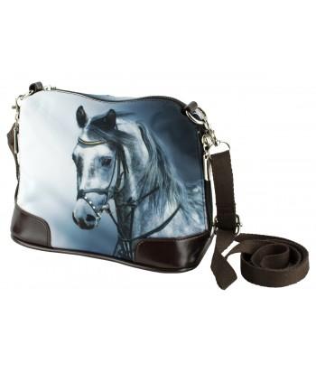 Petit sac bandoulière - Tête de cheval