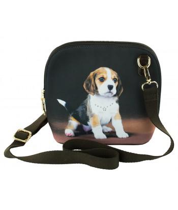 Le sac coque rigide - Bébé Beagle