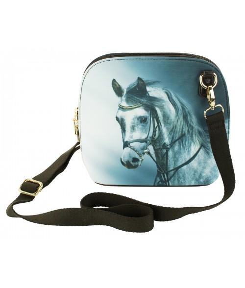 Le sac coque rigide - Tête de cheval