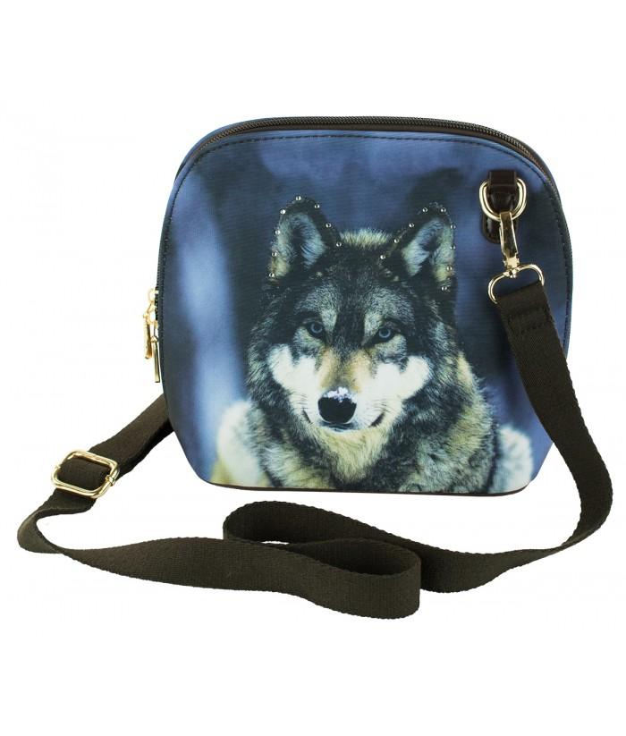 Le sac coque rigide - Le loup