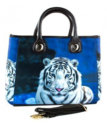 Le sac de ville - Le tigre blanc