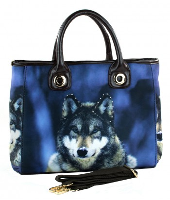 Le sac de ville - Loup