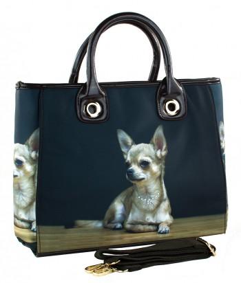 Le sac de ville - Chihuahua solo