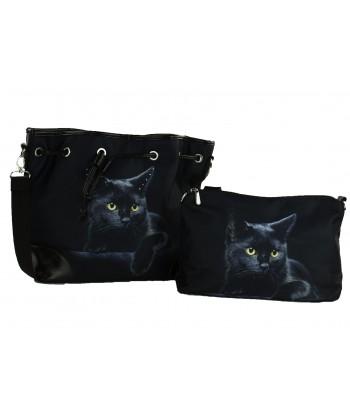 Les sacs 2 en 1 - Les sacs 2 en 1 - Le chat noir