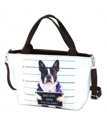 Petits sacs week-end - Bouledogue bad dog