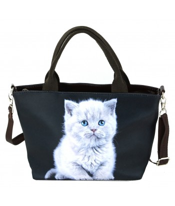 Petits sacs week-end - Chat bristih