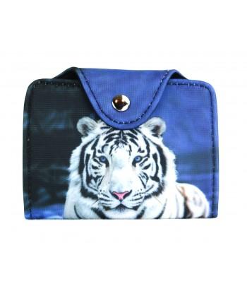 Porte-cartes - Tigre blanc