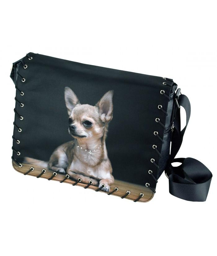 Sac Bandoulière Chihuahua solo