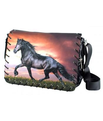 Sac Bandoulière cheval Frison