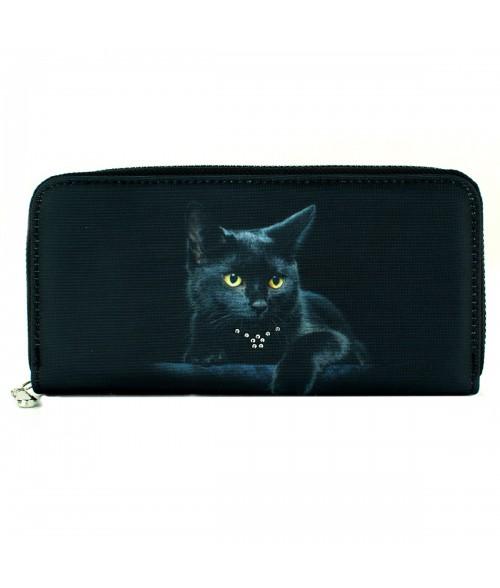 Compagnon avec zip - Le chat noir
