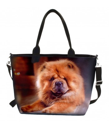 Sac grand week-end chien - Chow chow