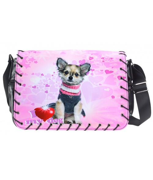 Sac Bandoulière - Chihuahua pull over