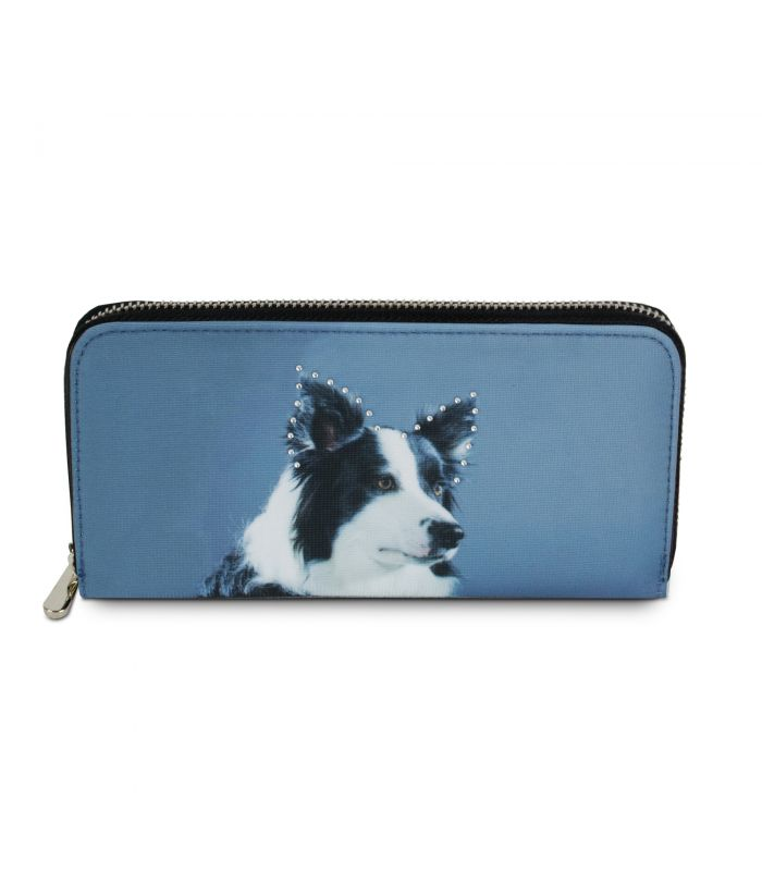 Compagnon avec zip - Border Collie