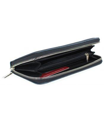 Compagnon avec zip - Les 4 yorks fond rouge orangé