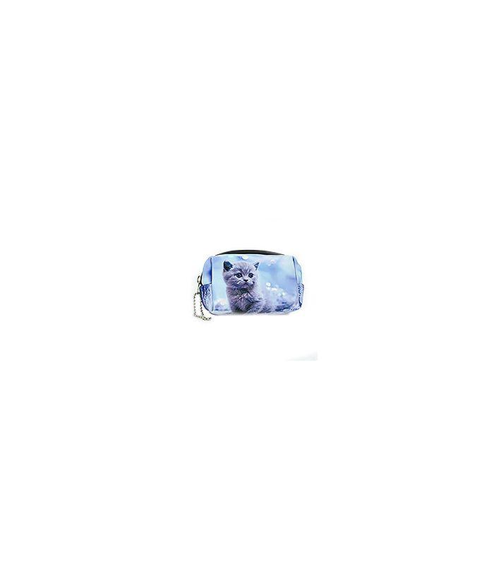 Bourse - chaton bulles