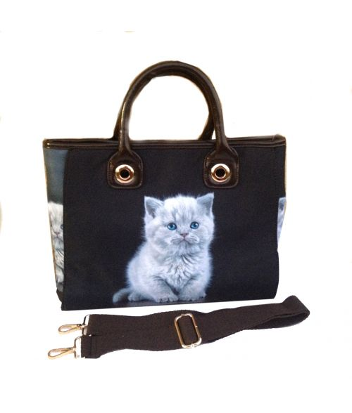 Le sac de ville - Chat British