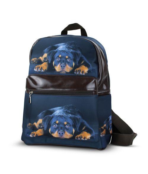 Sac à dos - Bébé Rottweiler