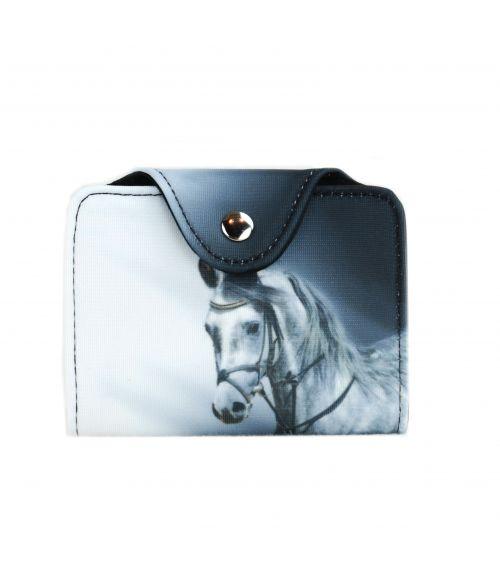 Porte-cartes - Tête de cheval