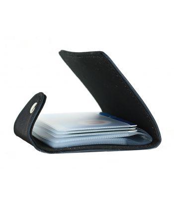 Porte-cartes - Chat piano
