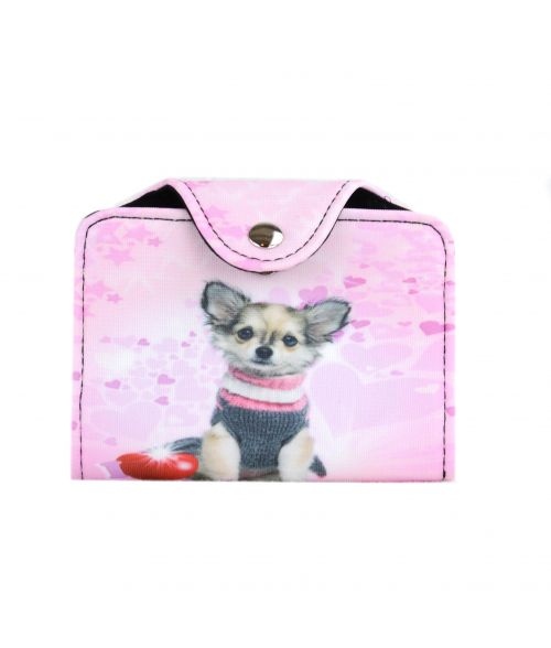 Porte-cartes - Chihuahua pull over
